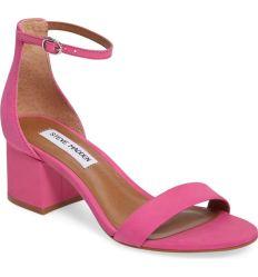 Irene Ankle Strap Sandal by Steve Madden