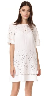 4. this dress is perfect to throw on over a swim suit or wear alone to an outdoor BBQ
